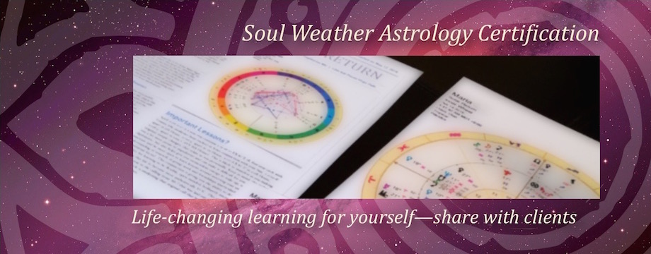 Soul Weather Astrology™ Certification